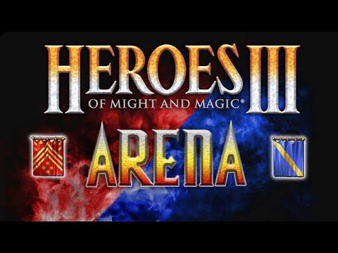 Heroes III: ARENA // Poradnik