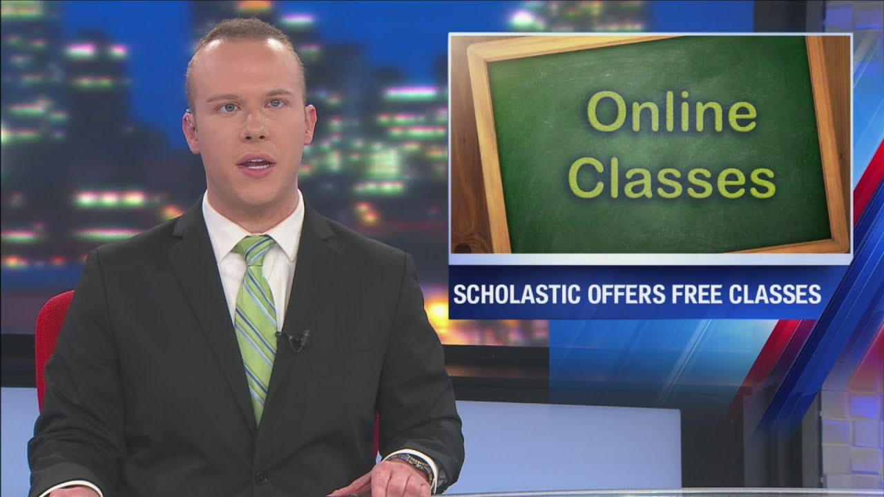 Scholastic releases free daily courses for kids stuck home amid ...
