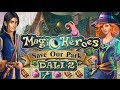 Magic Heroes Save Our Park PC Gameplay FullHD 1080p