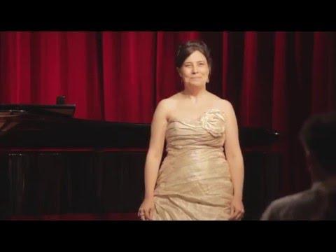 "Anabela Ferreira – Luis Filipe Sá - ""Pace, pace mio Dio"" - Verdi"