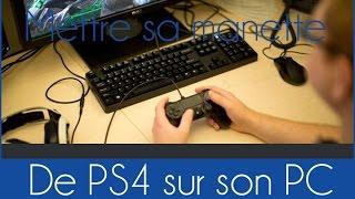 Comment jouer à la manette de PS4 sur son PC