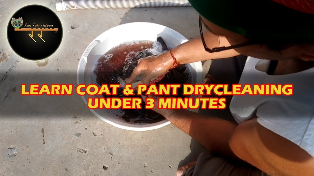 How to clean a coat at home 68