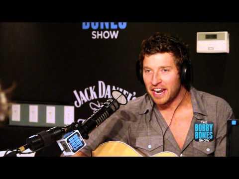 Brett Eldredge - Bobby Bones Show Medley