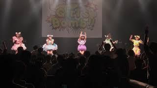 わーすた Girl'sBomb!! 〜バレンタインSP!!〜 @マイナビBLITZ赤坂 Overt...