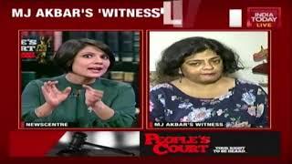 Why I'm Speaking For MJ Akbar In Defamation Case, Journalist Joyita Basu | People's Court