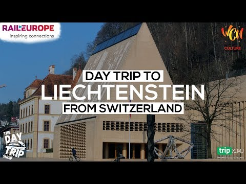 Day Trip To Vaduz, Liechtenstein | Travel Vlog | Shot on GoPro