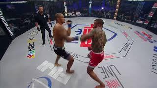 PFL3 DC: Fight 3 - Harris vs Lobato