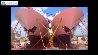 LUXURY YACHTS ocean transportation Agora Shipbroking Corporation