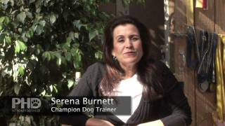 Champion Trainer, Serena Burnett on PHD Thumbnail