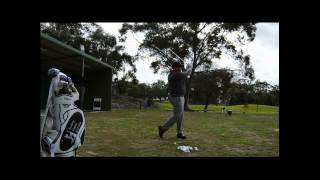 Bradley Hughes Golf- Swing Connection