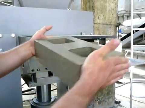 УНИВЕРСАЛЬНЫЙ СТАНОК для производства строительных материалов