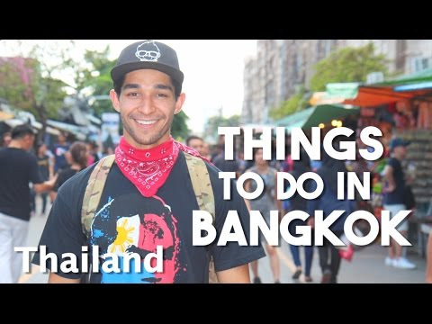 Things To Do in Thailand (Bangkok's Weekend Market)