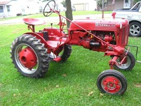Farmall Cub Tractor Transmission Detent Ball And Spring Update Youtube