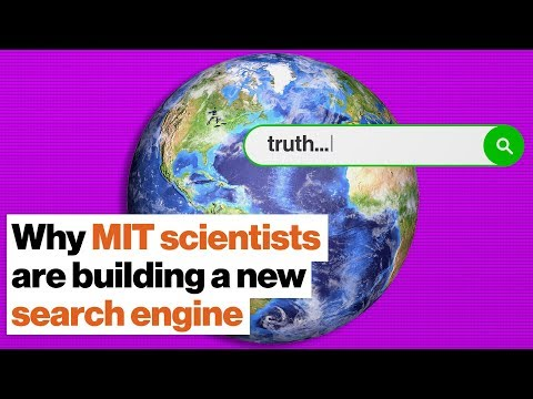 Google 2.0: Why MIT scientists are building a new search engine | Danny Hillis