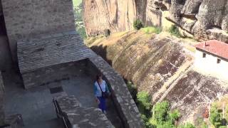 Греция. Монастыри Метеоры ( часть 2 )(, 2015-05-21T22:56:05.000Z)