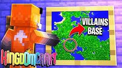 I FINALLY FOUND THE VILLAIN BASE - Minecraft Kingdomcraft #82