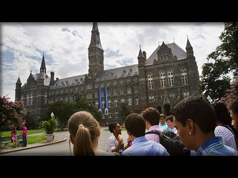 GEORGETOWN UNIVERSITY GRANTS PRIORITY ADMISSION TO SLAVE DESCENDANTS