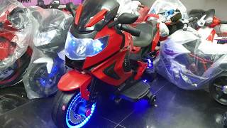 Kids ride on electric toy car and bike at wholesale prices in Chennai