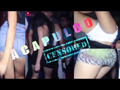 Acapulco Mamitas Party  2013