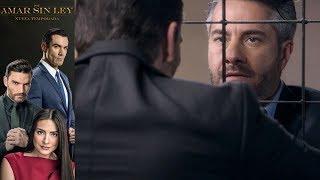Por Amar Sin Ley 2 - Capítulo 72: Carlos corre a Alan de su vida para siempre - Televisa
