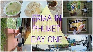 [✈️vlog] 跟 Erika 遊布吉 Phuket - Day 0 & 1 / Upside Down House & Premium Outlet | The Gemini ♊️