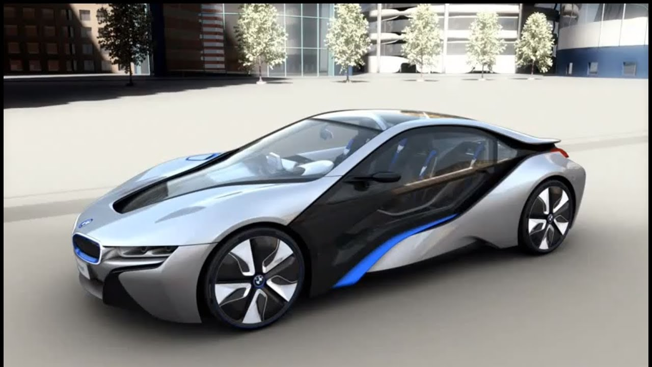 Bmw I8 Concept Driving Experience Youtube