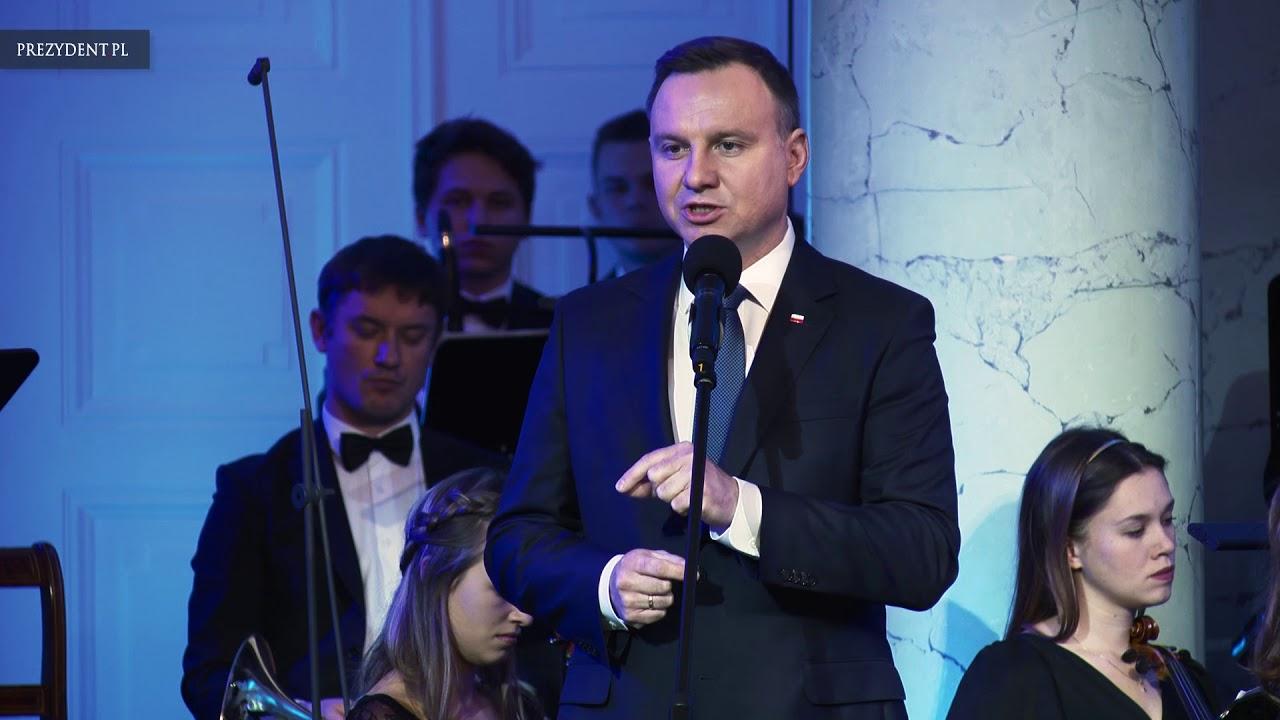 Koncert w Pałacu Prezydenckim z okazji Roku Tadeusza Kościuszki