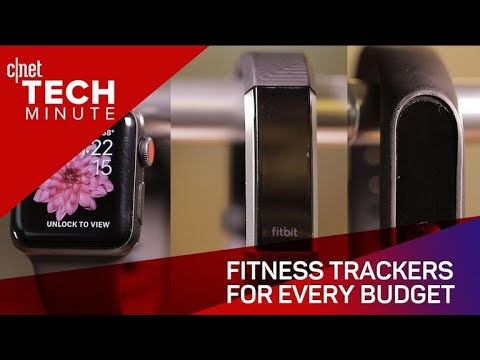Fitness trackers for every budget (Tech Minute)