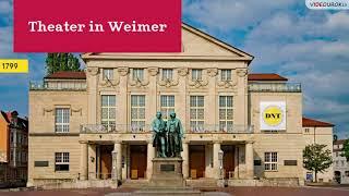 Видеоурок по немецкому языку «Berühmter deutscher Schriftsteller F. Schiller»