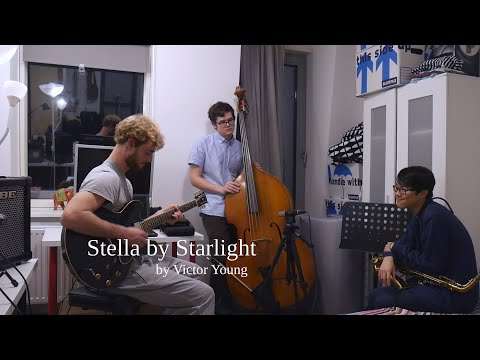 Stella by Starlight - Austin Zhang Apartment Sessions ft. Leo Herzog and August Bish