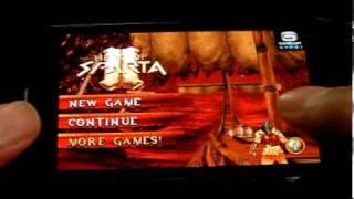 Hero Of Sparta II mpeg2video