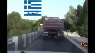 Автомобольные приколы на дорогах юмор ржака угар ...