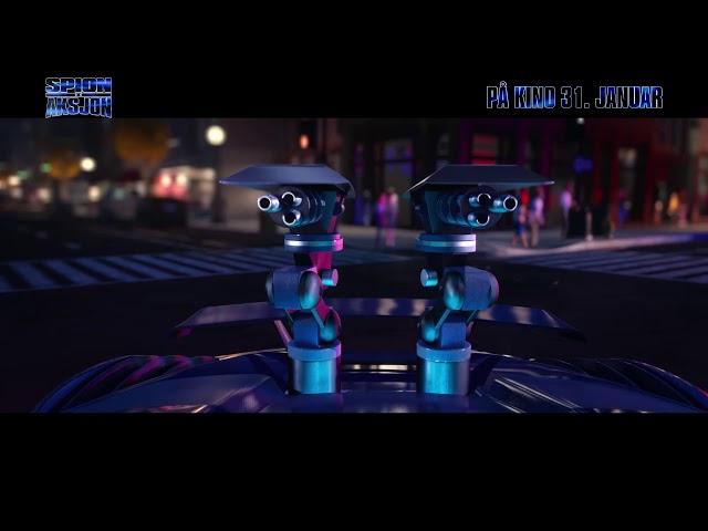 Spion i aksjon - på kino 31. januar