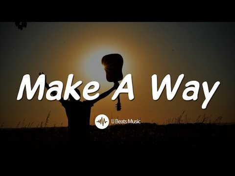 "Uplifting Gospel Praise and Worship Instrumental - ""Make A Way"" (IJ Beats Music)"