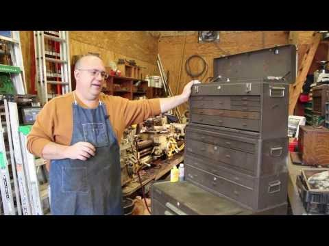 What's In My Box? Machinist Tool Box Tour