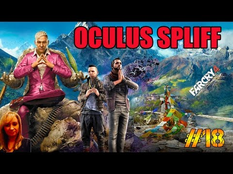 Far Cry 4 OCULUS SPLIFF Gameplay/ Walkthrough PS4 [18]