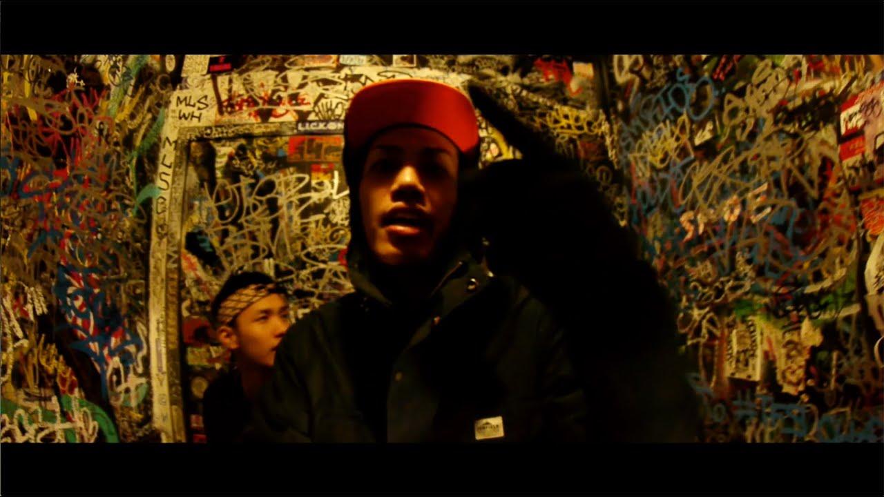 JJJ - Vaquero! feat. KID FRESINO (Prod by JJJ) [Official Music Video]