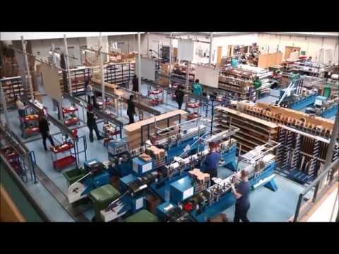 Making Elite Wood Venetian Blinds