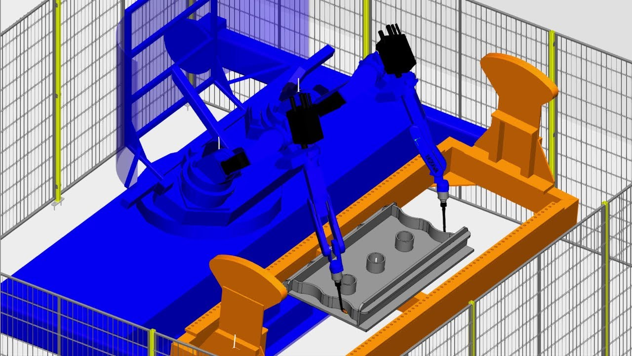almaCAM Weld, CAD/CAM software for robotized welding - Almacam