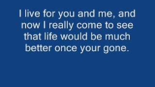 Repeat youtube video NYSNC- Bye, Bye, Bye w/ Lyrics