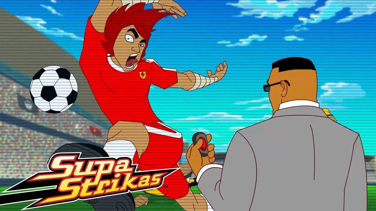 T2 Especial | Prueba de hipnosis | Super Strikas | Súper Fútbol Dibujos Animados