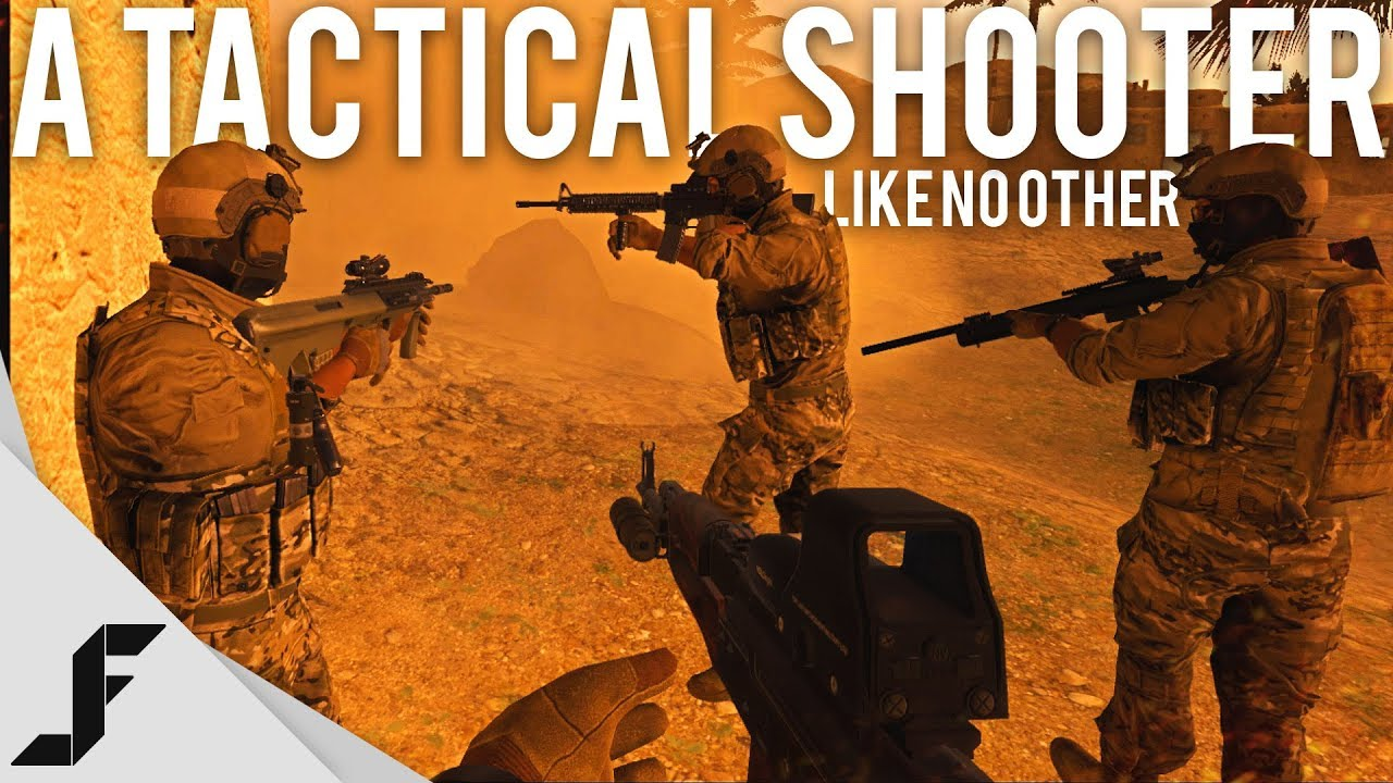 A Tactical Shooter like no other - Onward