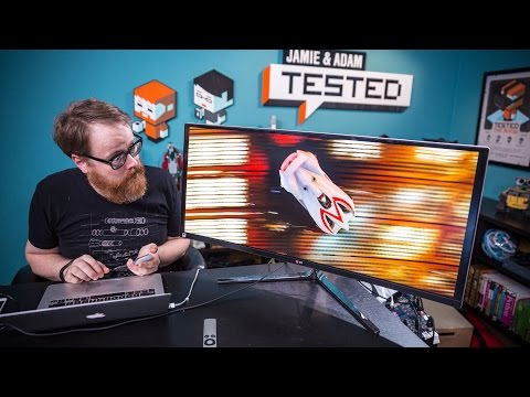 Tested In-Depth: LG Ultra Widescreen Monitor