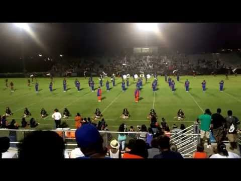 Stranahan High School Marching Band 2014-2015