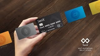 TenX (PAY) Coin Overview