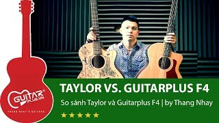 TAYLOR vs PLUS F4