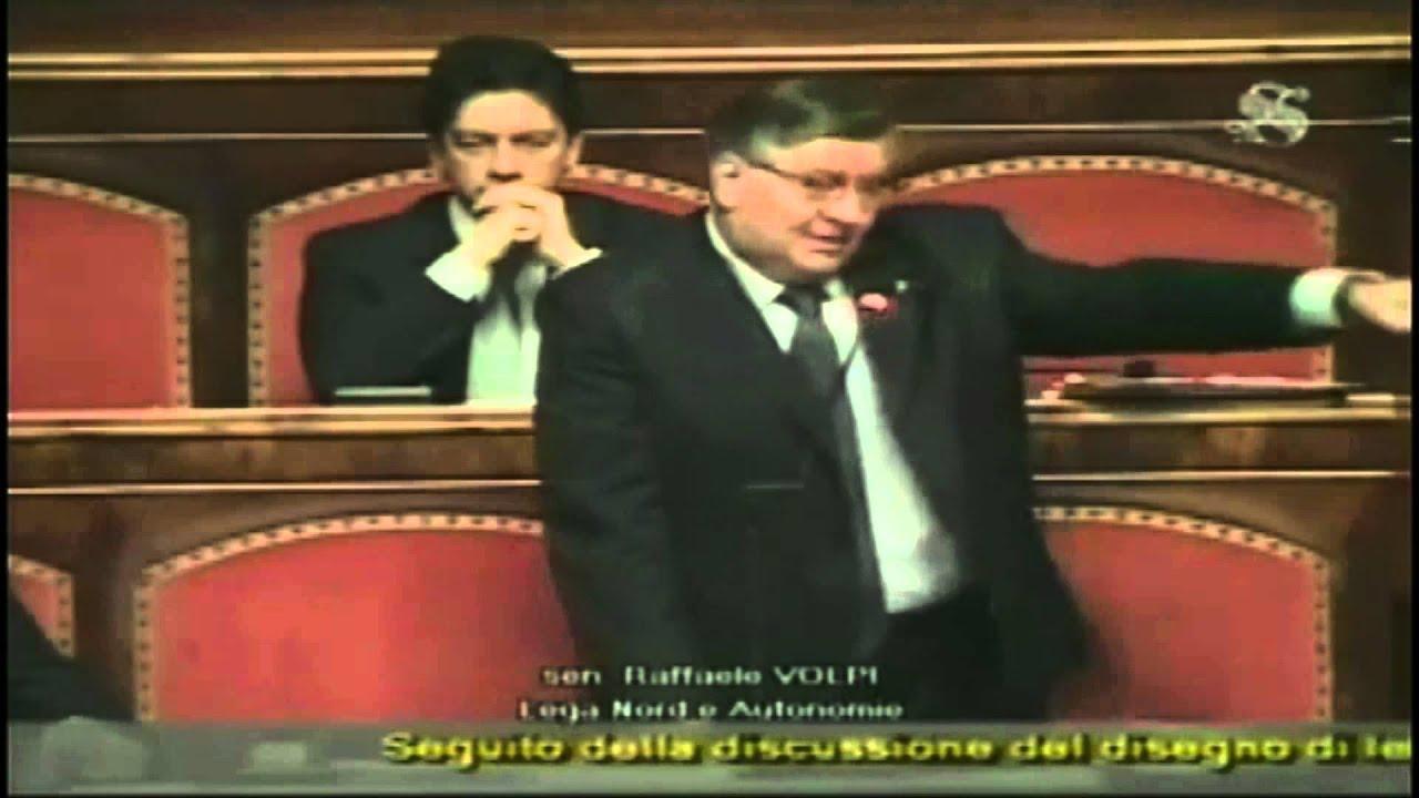 Raffaele Volpi Lega Nord Vicepresidente Noi Con Salvini