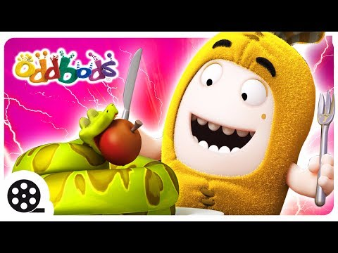 Cartoon | Oddbods - BON APPETIT | Funny Cartoons For Children