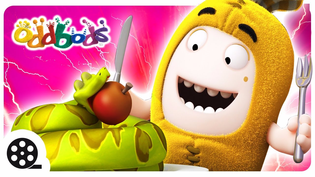Cartoon | Oddbods - BON APPETIT | Funny Videos For Children