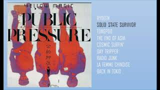 PUBLIC PRESSURE is the third Album of Yellow Magic Orchestra. It was as the first Live recording album, released in 1980. I get into this in early 1980's when I ...